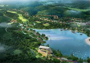 惠州博罗太平山龙华花谷旅游策划