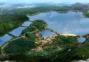 同沙生态公园亲子主题国际露营地概念规划方案(拟自投资运营项目)